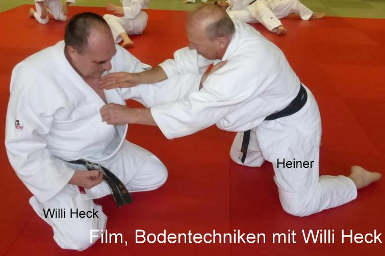 Film Bodentechniken mit Willi Heck